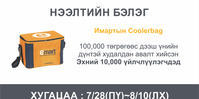 Emart Coolerbag